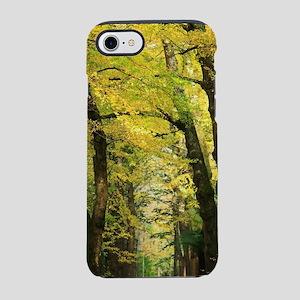 Ginkgo biloba trees iPhone 7 Tough Case