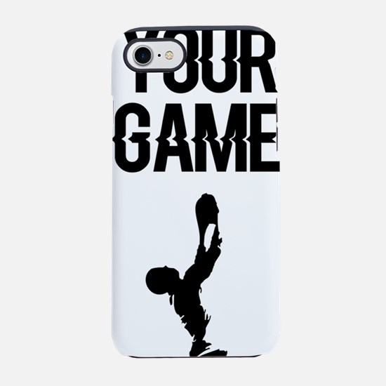 elevate your game iPhone 7 Tough Case