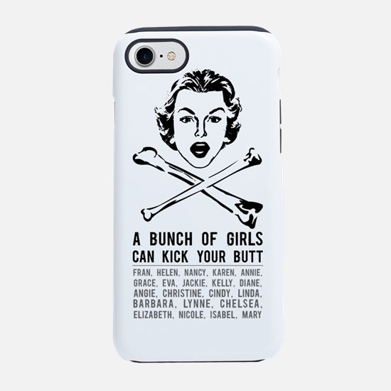Girls iPhone 7 Tough Case