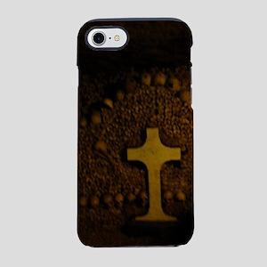 Paris Catacombs Cross iPhone 7 Tough Case