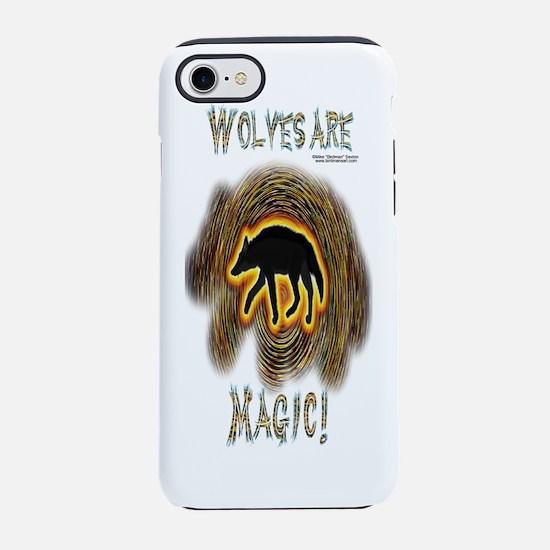 WolvesMagic_Bottle.png iPhone 7 Tough Case