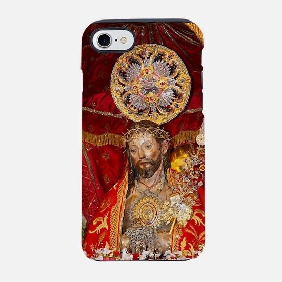 Santo Cristo iPhone 7 Tough Case