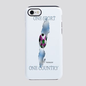 BottleOneCountryArgen iPhone 7 Tough Case