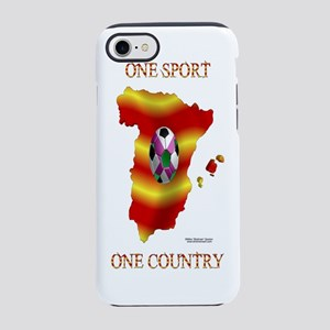 BottleOneCountrySpain iPhone 7 Tough Case