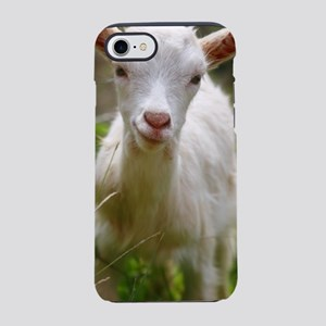 Baby goat iPhone 7 Tough Case