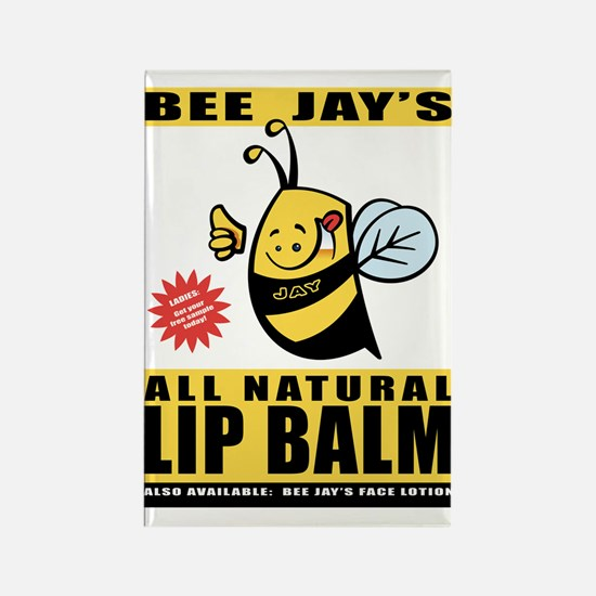 Bee Jay's Rectangle Magnet