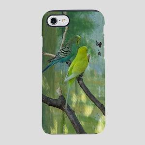 Budgie Bird Parakeet iPhone 7 Tough Case