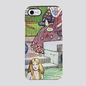 The Queen and Elise iPhone 7 Tough Case