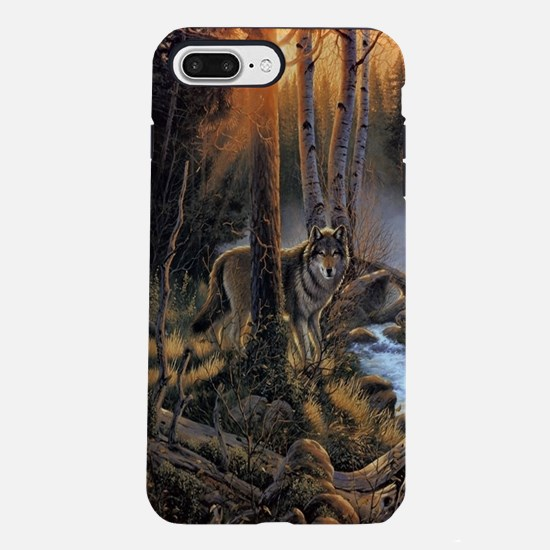 Forest Wolves iPhone 7 Plus Tough Case