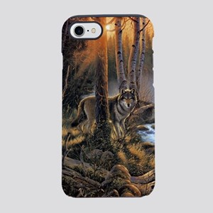 Forest Wolves iPhone 7 Tough Case
