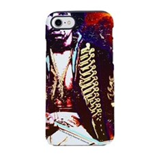 Jimi Hendrix Lava Drums iPhone 7 Tough Case