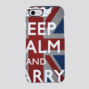 Keep Calm And Carry On with Un iPhone 7 Tough Case