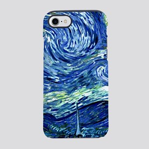 Starry Night.variation1 iPhone 7 Tough Case