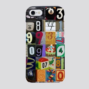 Places of Pi iPhone 7 Tough Case