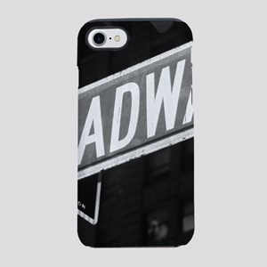 broadway4 iPhone 7 Tough Case