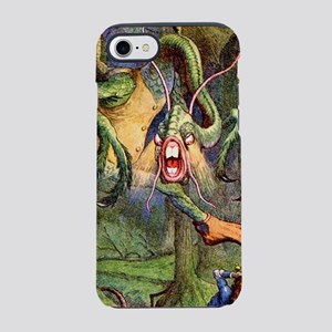 Alice Jabberwocky iPhone 7 Tough Case