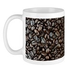 Coffee Bean Mug Mugs