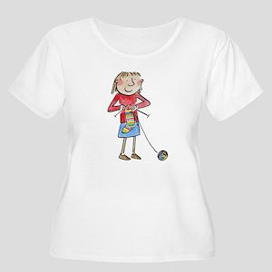 totebag1 Plus Size T-Shirt