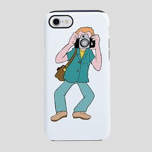 Photographer iPhone 7 Tough Case