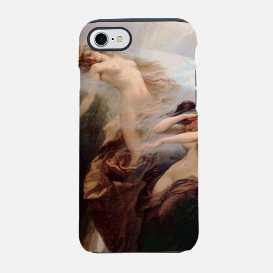 Classic nude art iPhone 7 Tough Case