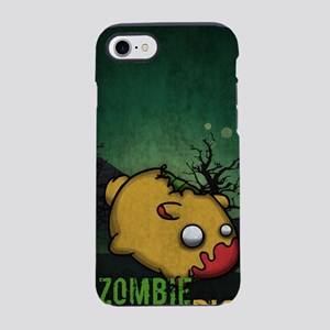 Cute Zombie Guinea Pig iPhone 7 Tough Case