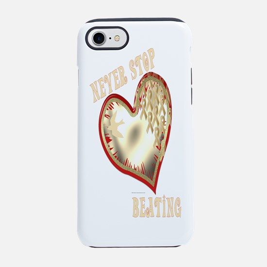 Skin Cancer Heart iPhone 7 Tough Case