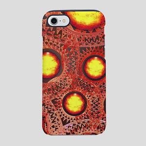 Mechanical universe iPhone 7 Tough Case