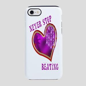 Epilepsy Heart iPhone 7 Tough Case