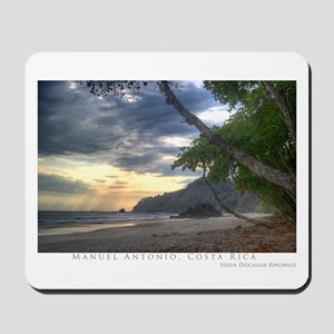 Costa Rica Beach Mousepad