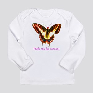 Fresh out the cocoon! Long Sleeve T-Shirt