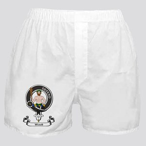 Badge - Wood Boxer Shorts