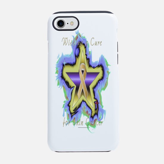 Skin Cancer Wish Star iPhone 7 Tough Case