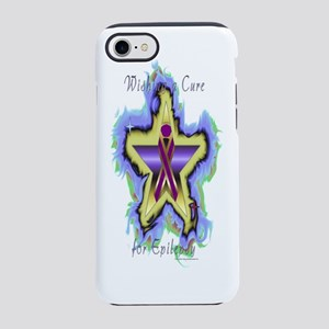 Epilepsy Wish Star iPhone 7 Tough Case