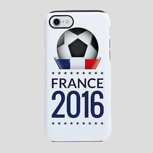 France 2016 Soccer iPhone 7 Tough Case