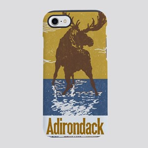 Adirondack Moose iPhone 7 Tough Case