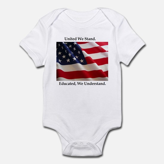 United We Stand Infant Bodysuit