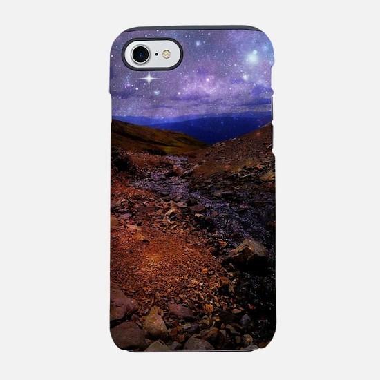 Cosmic River iPhone 7 Tough Case