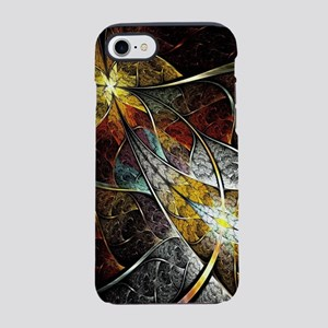 Colorful Artistic Fractal iPhone 7 Tough Case