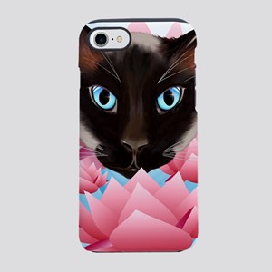 Cat From The Land of Lotus iPhone 7 Tough Case
