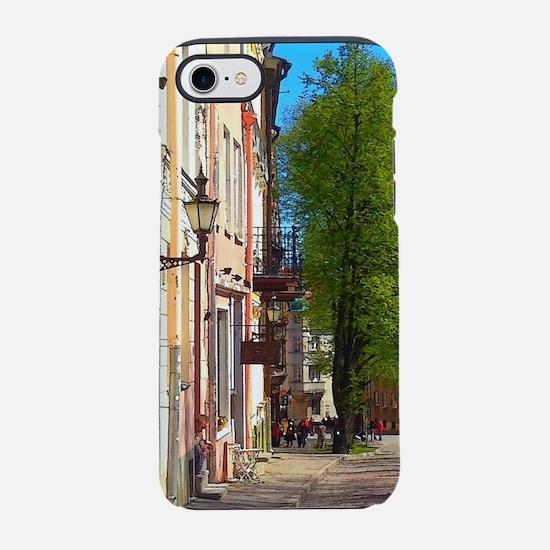 My Sunny Day In Estonia iPhone 7 Tough Case