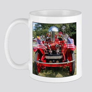 Ahrens-Fox fire engine Mug