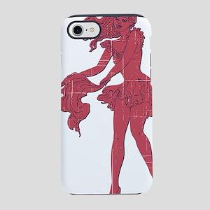 Pin up girl iPhone 7 Tough Case