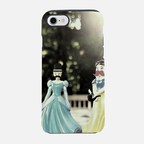 Princess in disguise iPhone 7 Tough Case