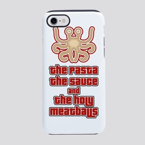 Pastafarian iPhone 7 Tough Case