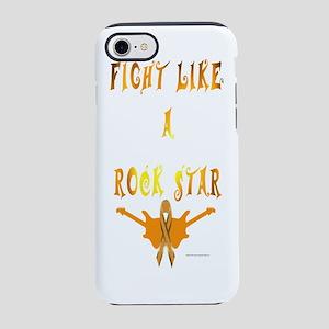 Self Harm Rock Star iPhone 7 Tough Case