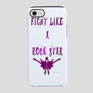 Epilepsy Rock Star iPhone 7 Tough Case