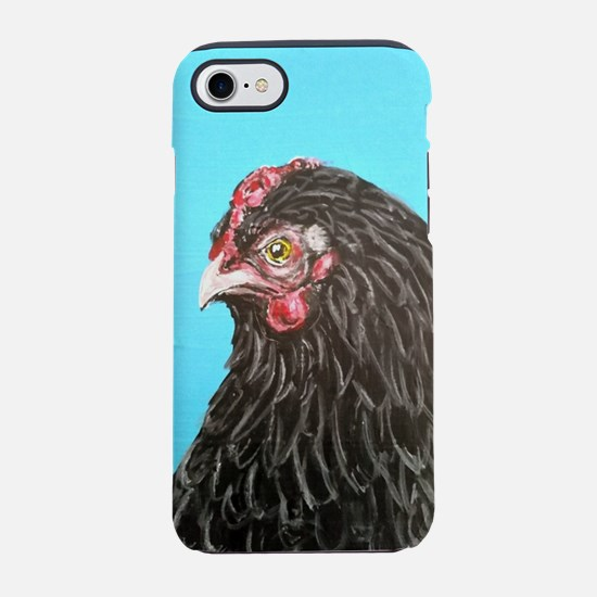 brownie iPhone 7 Tough Case