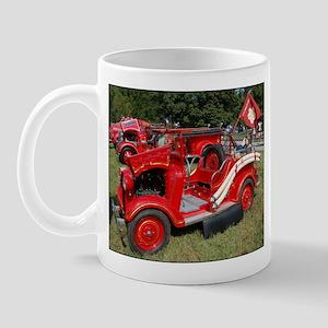 Japanese Datson fire engine Mug