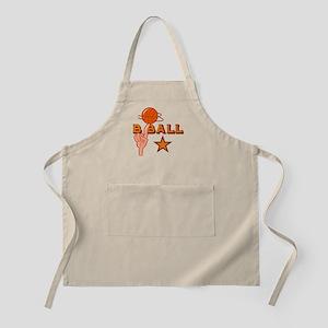 Basketball Star Apron