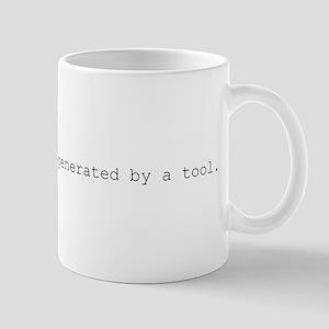 Tool Coder Mug